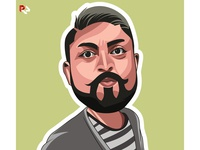 Vector Caricature