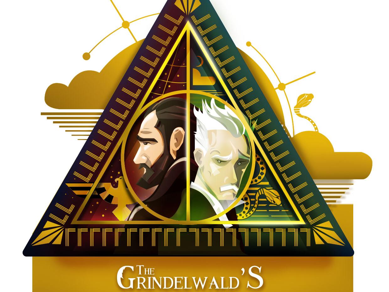 Grindelwald S Crime By Harmoko Sumali On Dribbble