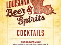 Louisiana Beer & Spirits