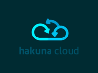 Hakuna Cloud Logo