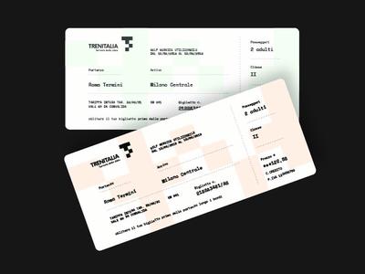 Tickets Trenitalia