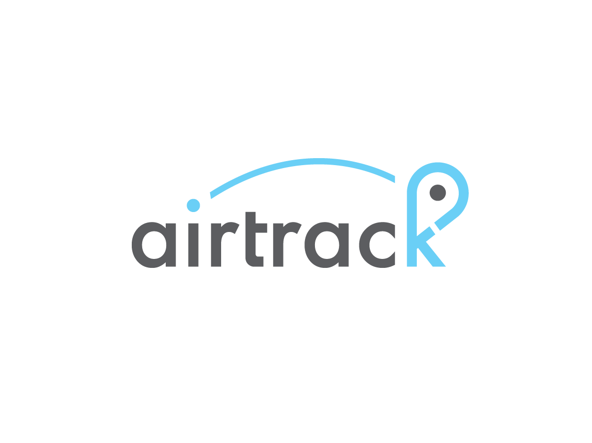Daily Challenge 12/50 Airline Logo aids airtrack logo airline airline logo airtrack icon typography design logo vector dailychallenge