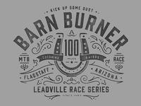 Barn Burner Badge