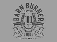Barn Burner Alt Badge