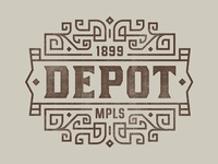 Depot Logo Minneapolis
