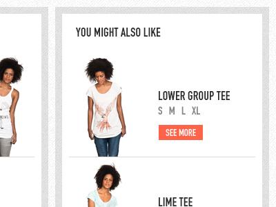 Clothing design clothing fashion web design