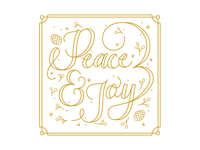 Peace & Joy #1