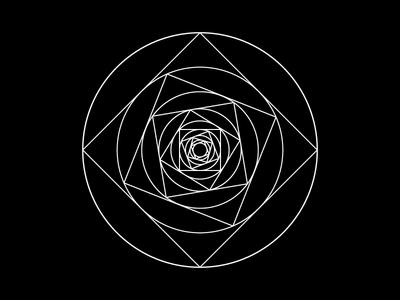 Geometric Rose