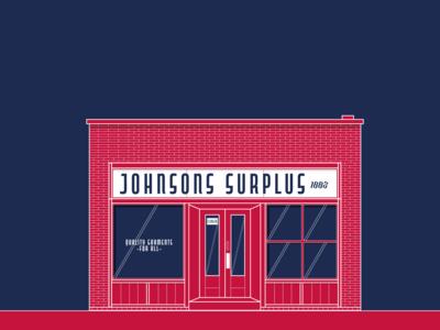 Johnsons Surplus