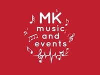 Music Event Logo Design