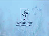 Nature Life Logo Design