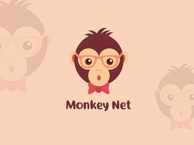 "🐵🐵 ""MONKEY"" 🐵🐵LOGO DESIGN animal logo illustration branding logo design logo design creative  design monkey logo desing monkey logo monkey"
