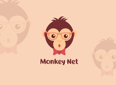 "🐵🐵 ""MONKEY"" 🐵🐵LOGO DESIGN"