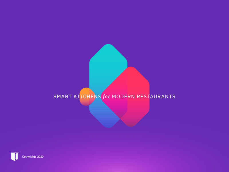 Kitchup jadou restaurant startup smart delightful colorful modren system pos kitchen kitchup