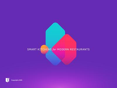 Kitchup jadou restaurant startup smart delightful colorful modren system pos kitchen kitchup