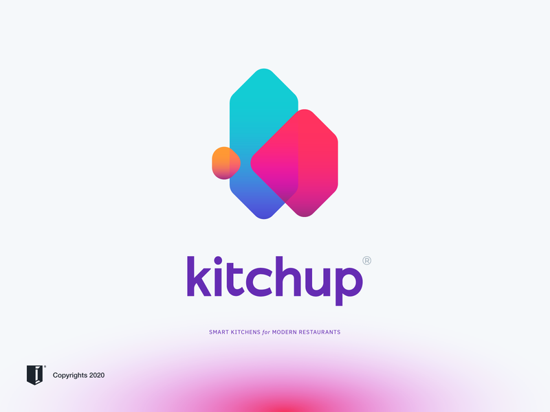 kitchup colorful restaurant pos kitchen startup application product