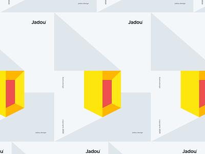 Jadou Design 000 yellow poster logo saudi arabia jadou design design jadou