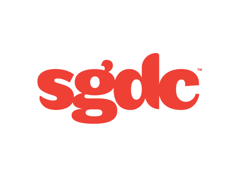 sgdc logotype saudi graphics design center saudi