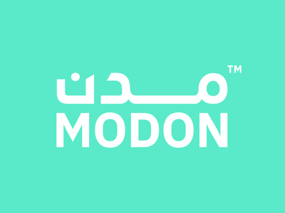 MODON Logotype