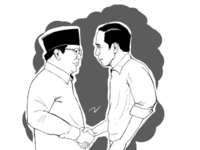 Indonesian Presidential candidate