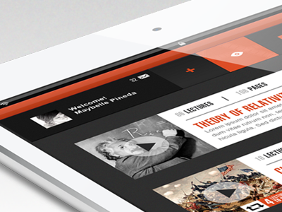 LivePaper iPad app gregekler livepaper texture layout app ipad