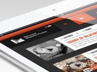 LivePaper iPad app