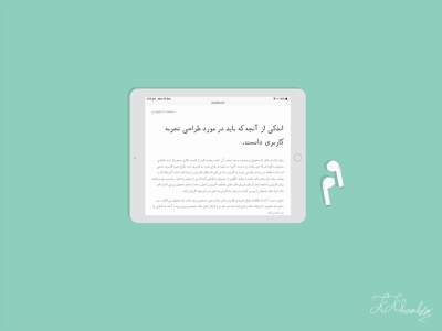Penside kosar khonakdar instagram post ipad flat photoshop illustrator vector branding minimal illustration design