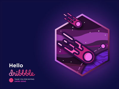 To dribbble and beyond