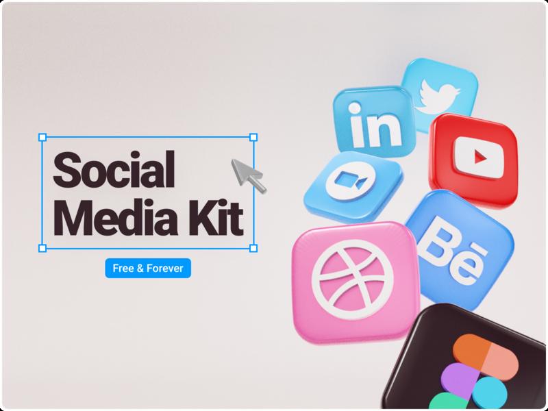 Logo social media t A