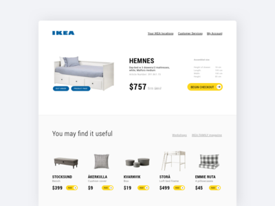 Email Receipt 𐄂 Daily UI payment receipt invoice email ikea order ordering shop commerce sketch fun uichallenge dailyui challenge inspiration ux design ui interface 100daychallenge