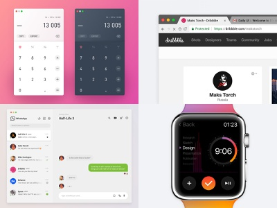 Popular shots in 2018 dribbble best shots fun sketch dailyui inspiration ios 2018 app challenge ux design ui interface
