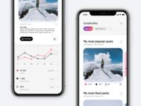 Analytics Chart 𐄂 Daily UI