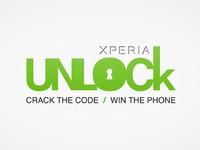 Unlock Xperia - Logo