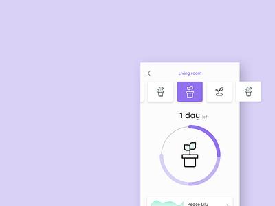 Planto 💧 branding design app design plants wateryourplants