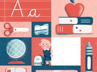 First day of school - La Repubblica