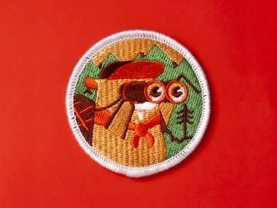 Scout Beaver Badge