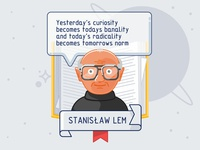 Polish Idols - Stanislaw Lem