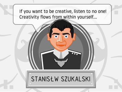 Polish Idols - Stanislaw Szukalski