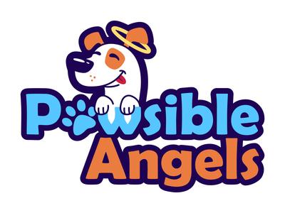 Pawsible Angels Logo