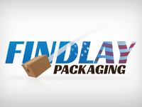 Findlay Packaging Rebranding - WIP