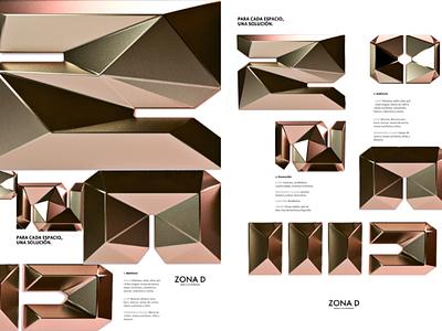 Zona D Posters shop furtniture product design architecture technology graphic design design typographic poster poster lettering typography type