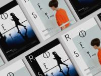 Roset Magazine luxury elegance darkness geometry gothic serif chicel tall editorial magazine art deco typography type