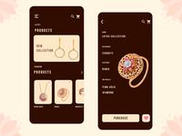 Jewellery Application