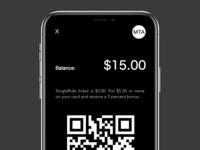 MTA App Payment Method
