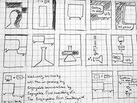 GTKU sketches 1
