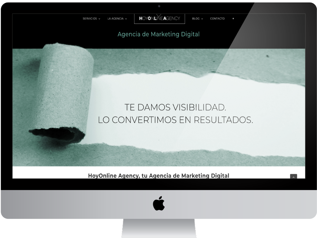 Home Hoyonline branding responsive illustration web design