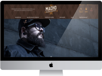Home Macho Beard beard prestashop ecommerce responsive web design