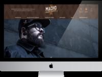 Home Macho Beard