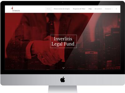Inverlitis Web Design