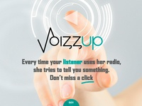 Voizzup home